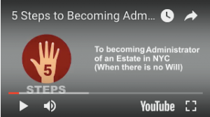Estate Administration Attorney